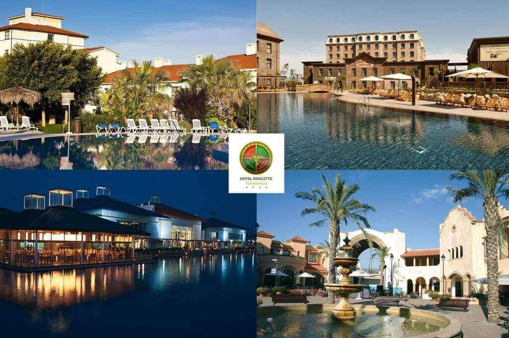 Hotel Roulette de PortAventura - Alojamiento al mejor precio