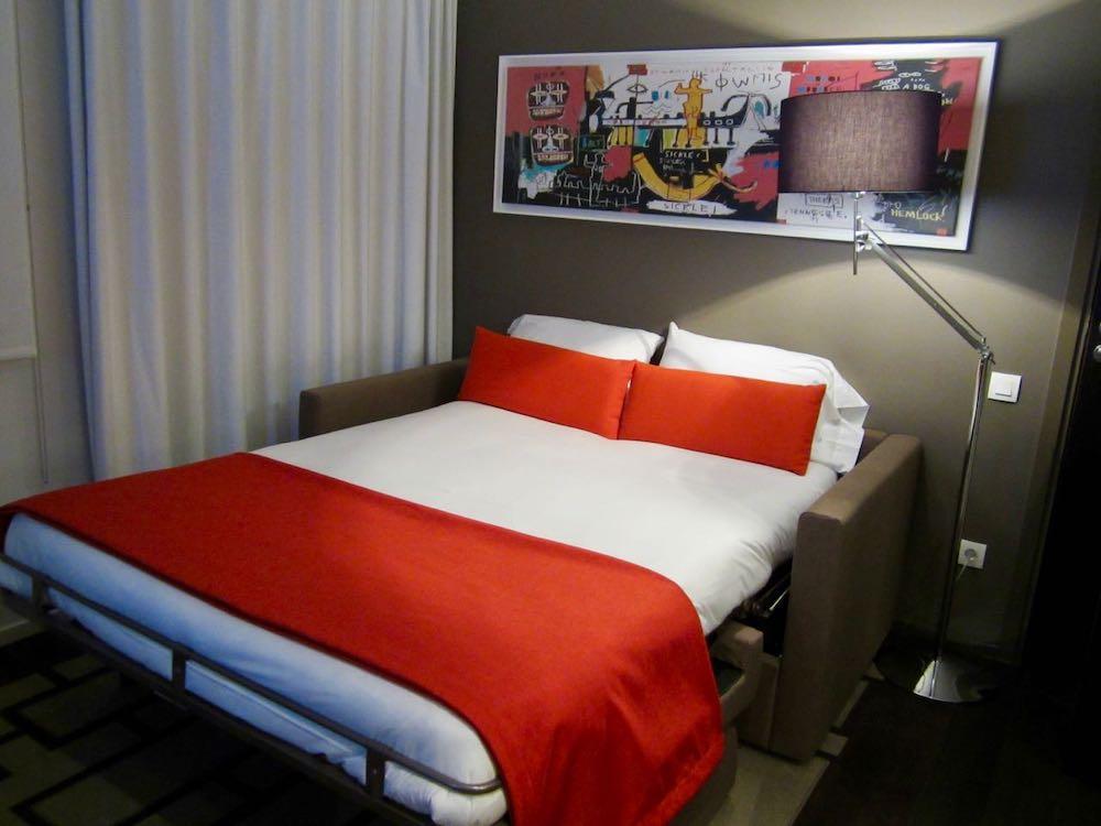 Habitacion del hotel Hipark Val d'Europe