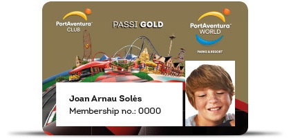 Pase Gold de PortAventura World