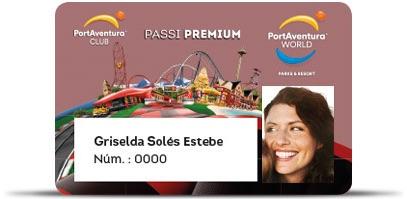 Pase Premium de PortAventura World
