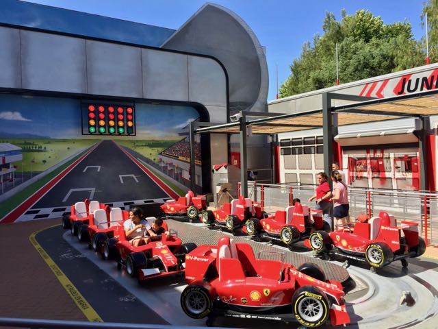 Junior Championship en Ferrari Land de PortAventura