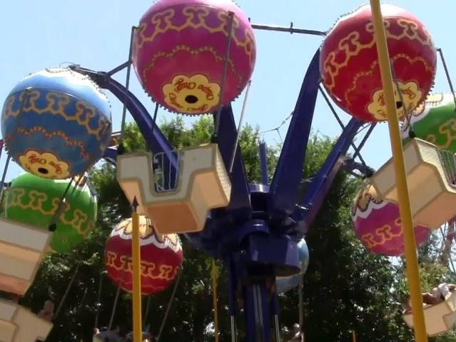 Kiddie Balloons en China de PortAventura