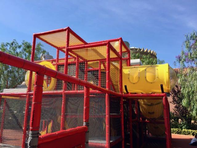 Kids' Podium en Ferrari Land de PortAventura