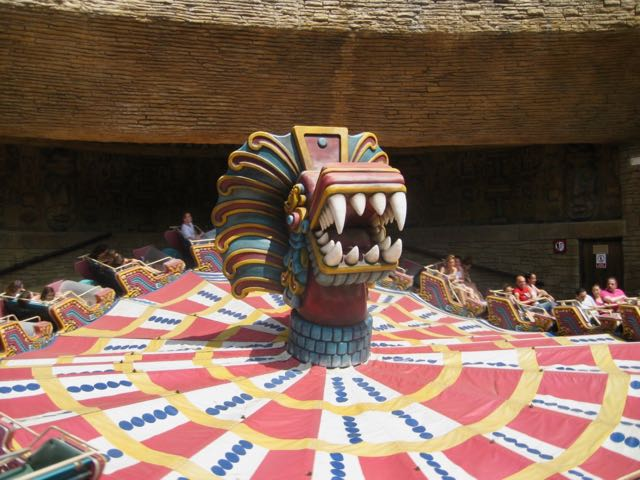 Yucatán en México de PortAventura