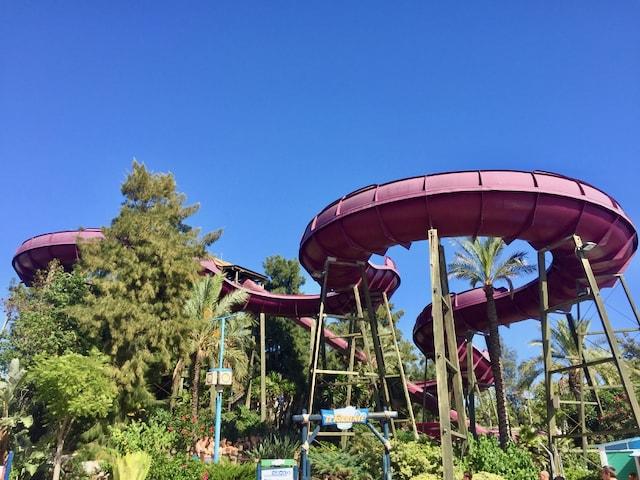 El Torrente en Caribe Aquatic Park de PortAventura
