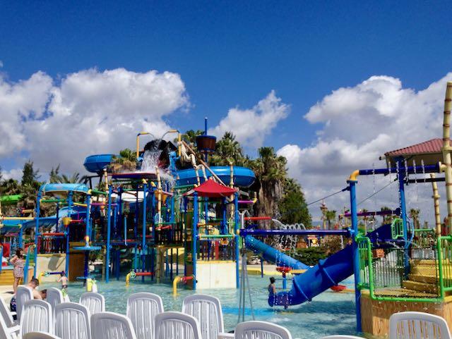 La Laguna de Woody en Caribe Aquatic Park de PortAventura