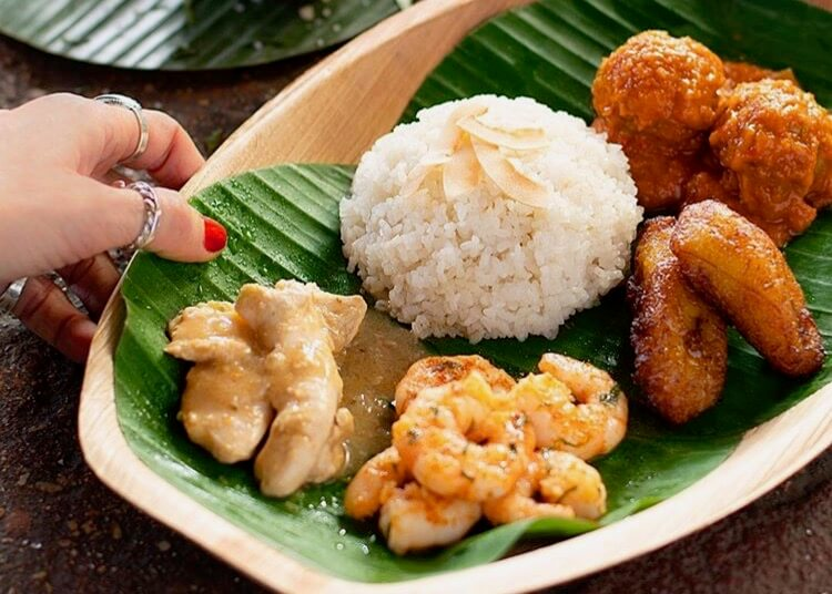 Menu del Restaurante Hakuna Matata para el Festival del Rey Leon y de la Selva