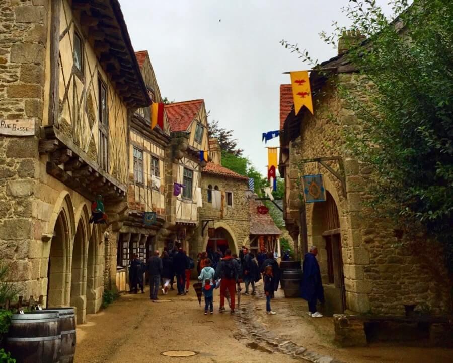 Cite Medieval Puy du Fou