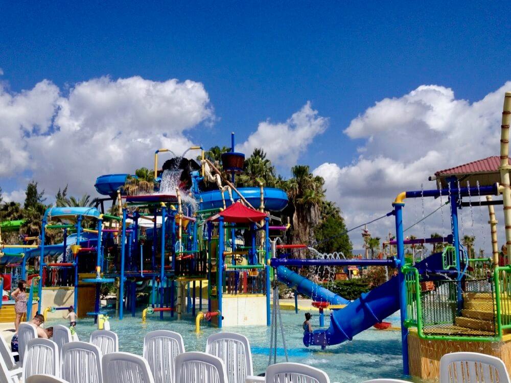 La Laguna de Woody en Caribe Aquatic Park de PortAventura World