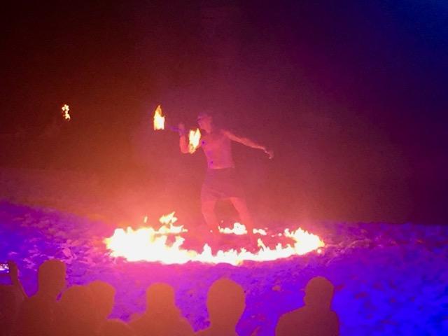 Noches de Fuego en Tahiti de PortAventura