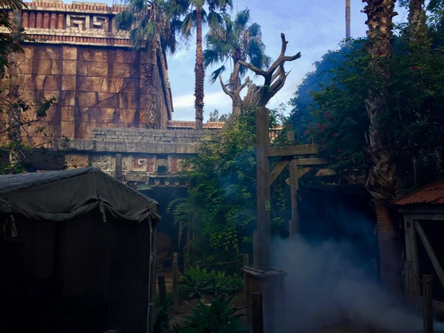 Apocalipsis Maya - Ambiente