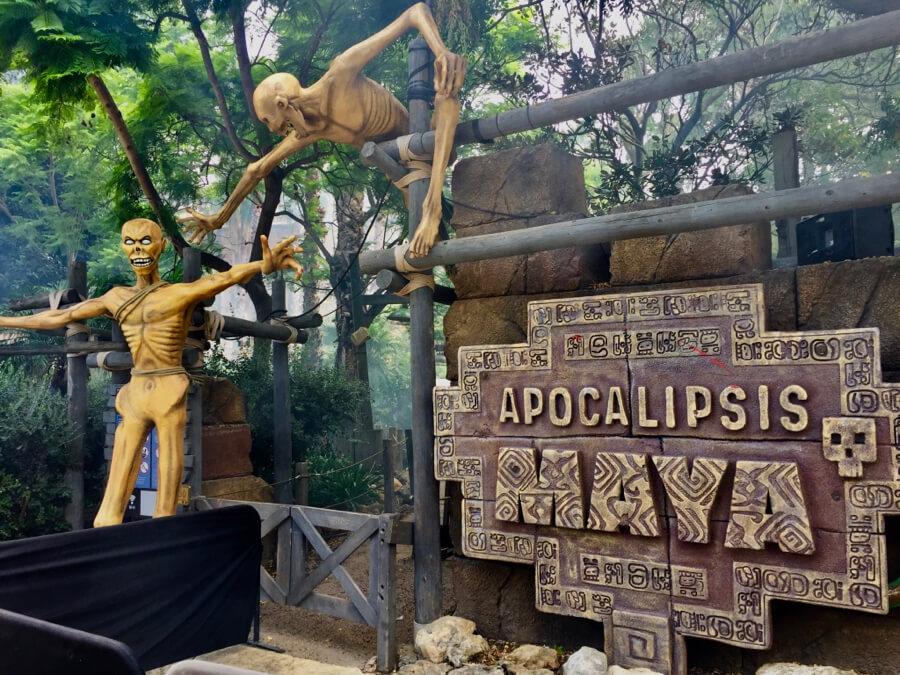 Apocalipsis Maya - Entrada