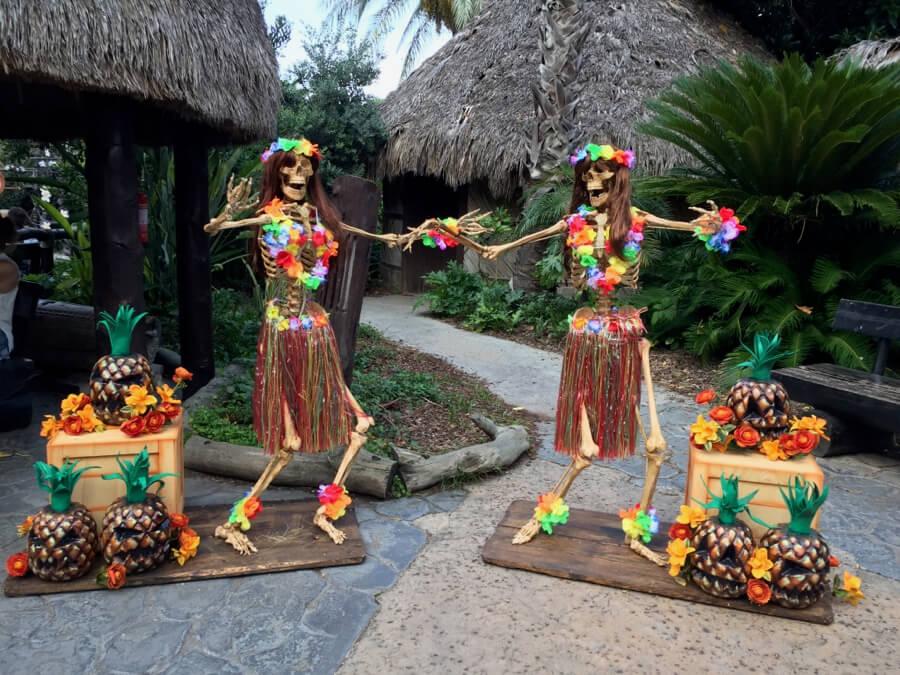 Esqueletos Polynesia