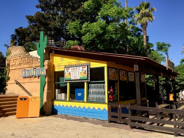 Cactus Express - Exterior del Restaurante