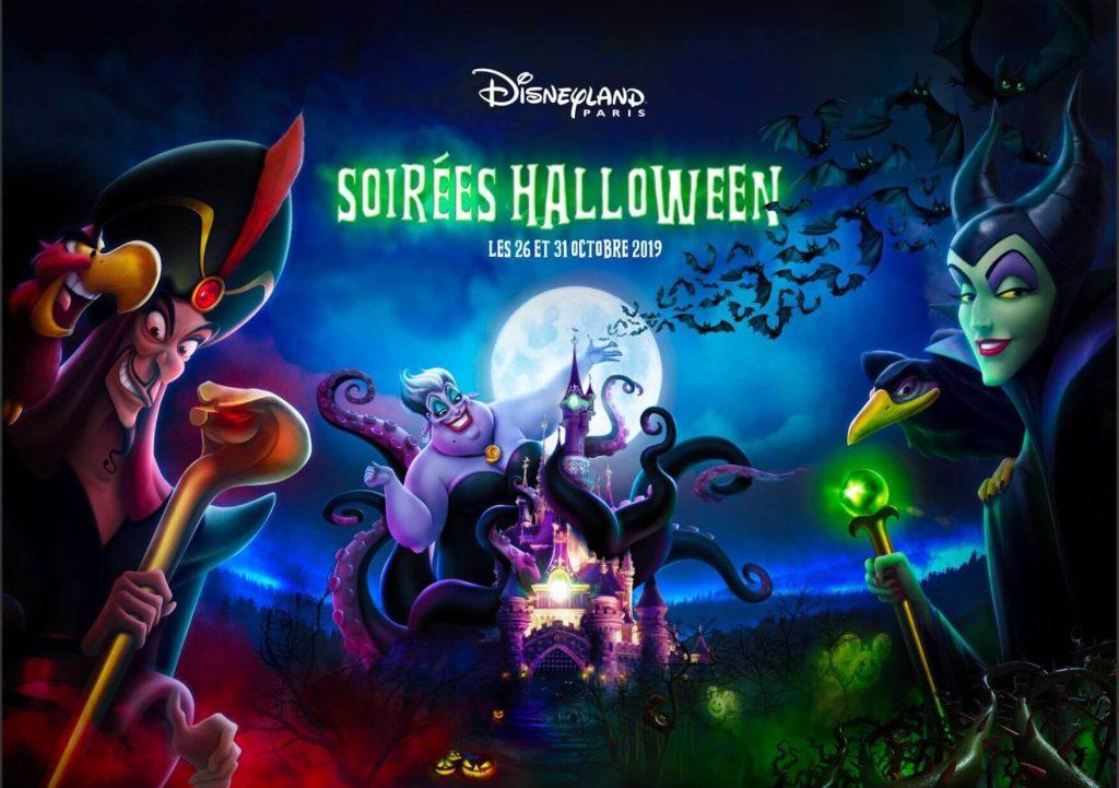 Halloween Soirées 2019