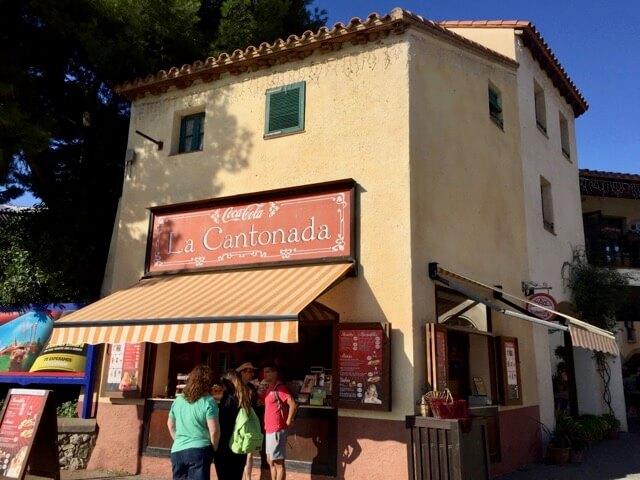 La Cantonada - Exterior del Restaurante