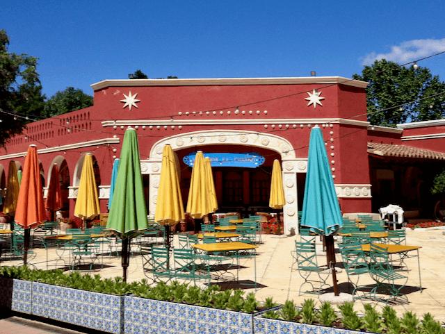 La Hacienda - Exterior Restaurante