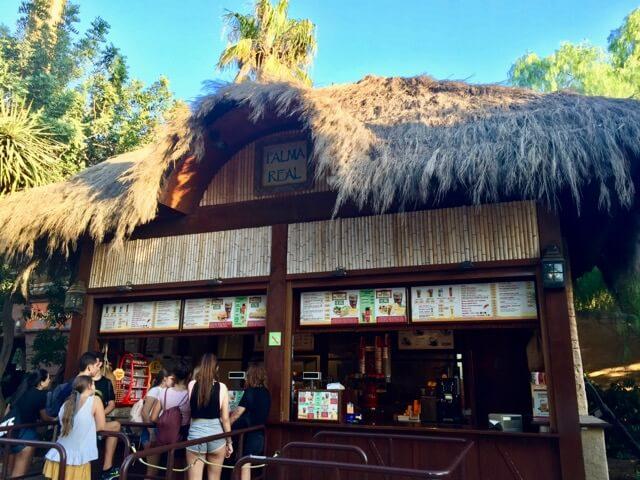 Palma Real - Exterior del restaurante