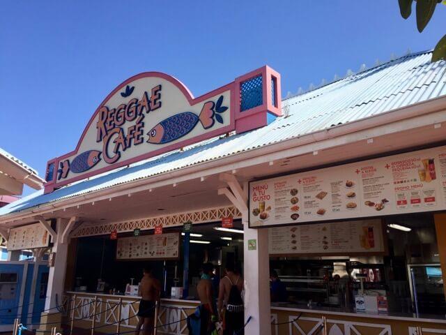 Reggae Café - Exterior del restaurante