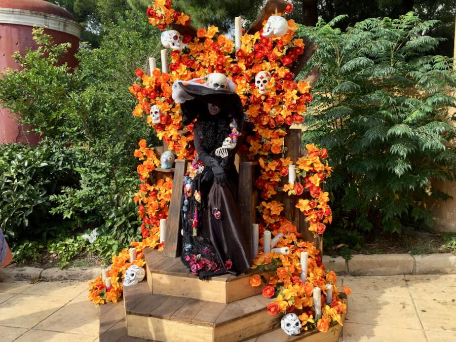 Trono Muerte Mexico