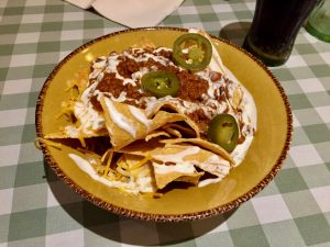 The Iron Horse - nachos