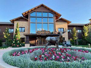 Colorado Creek Hotel - Entrada