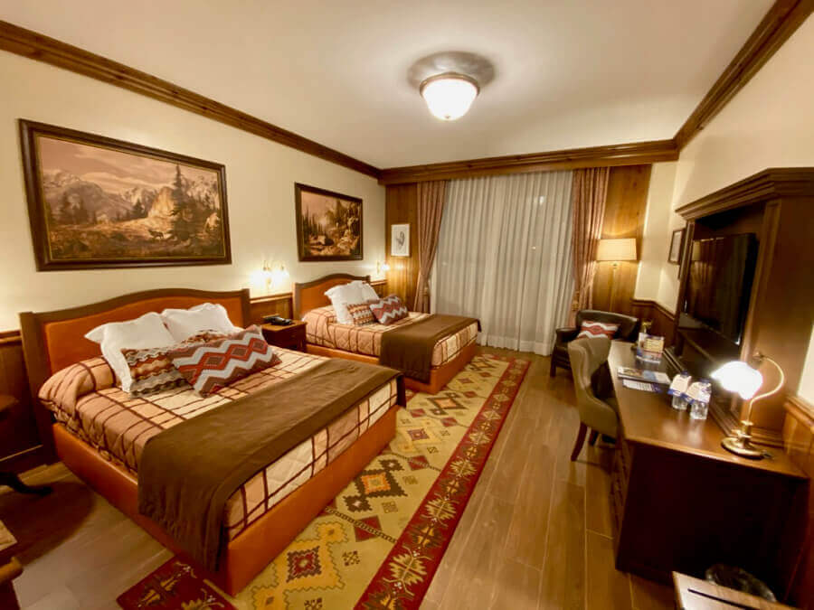 Colorado Creek Hotel - habitacion