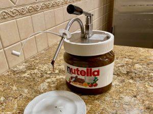 Creek View Buffet Desayuno - Nutella