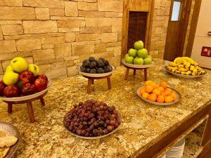 Creek View Buffet Desayuno - fruta