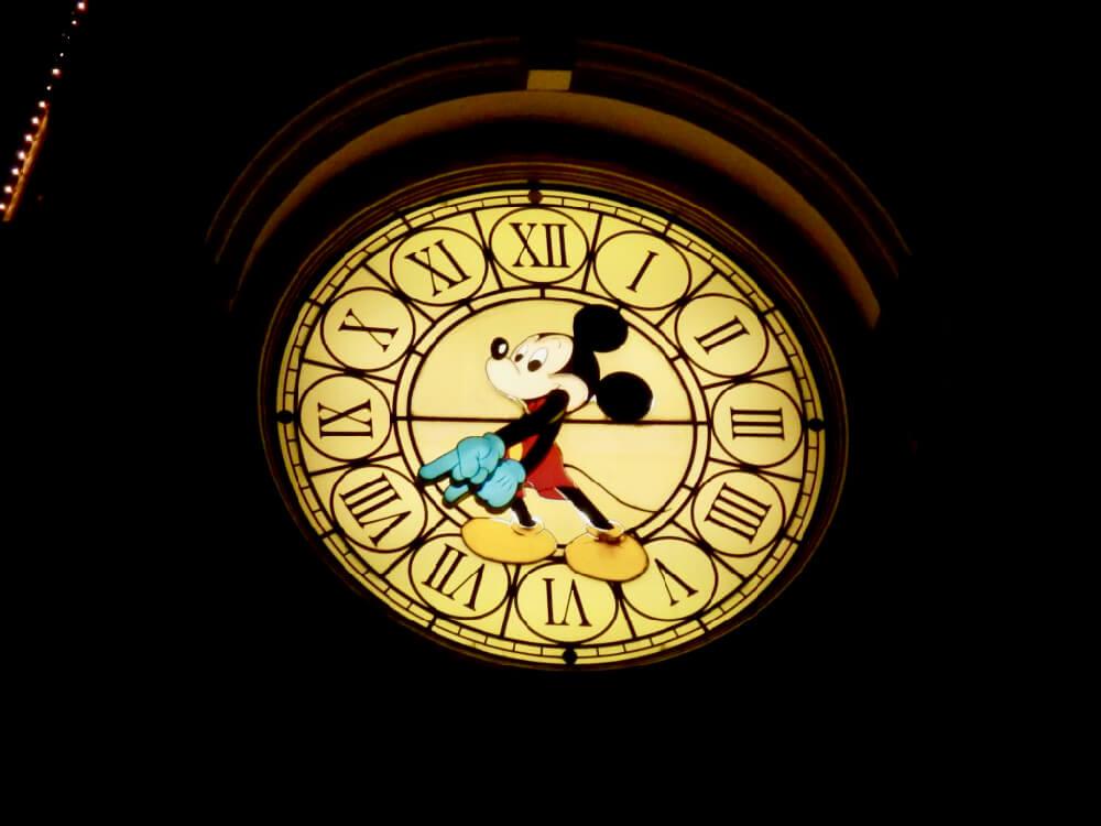 Disneyland Paris Reloj Mickey Hotel Disneyland