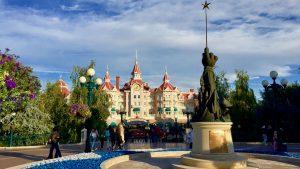 Disneyland Paris: mes a mes