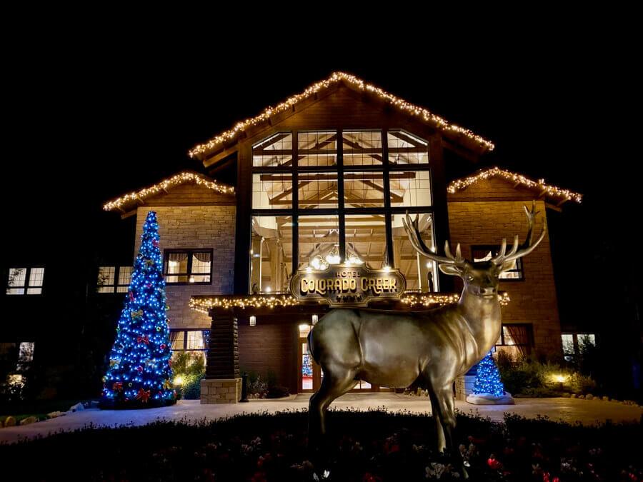 Hotel Colorado Creek Navidad
