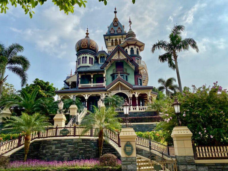 Mystic Manor en Hong Kong Disneyland