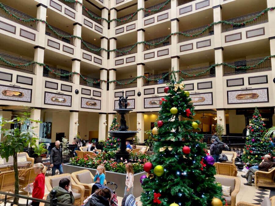 PortAventura Navidad - Hotel Gold River