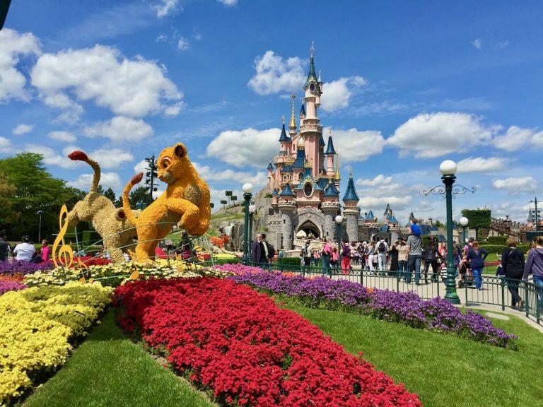Primavera en Disneyland Paris