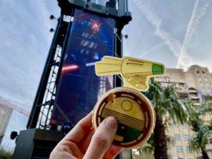 Disneyland Paris Leyendas de la Fuerza - Macaron D-O