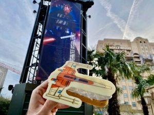 Disneyland Paris Leyendas de la Fuerza - Tartaleta X-Wing