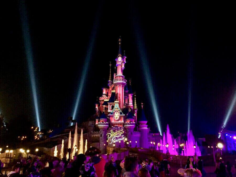 Fiesta Piratas y Princesas exclusiva para Pases Anuales de Disneyland Paris