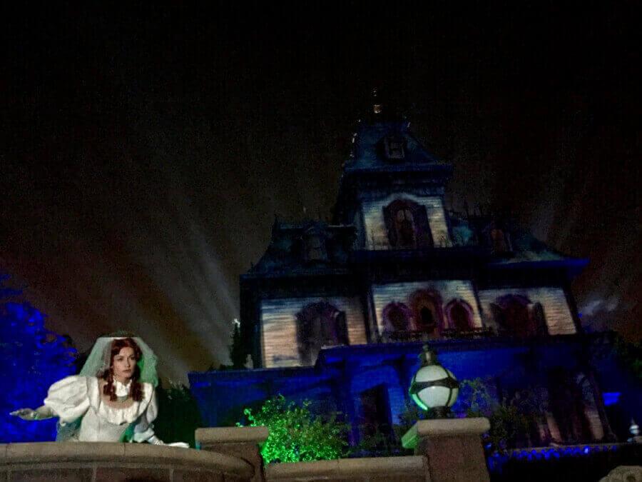 Fiesta reapertura de Phantom Manor - Pases Anuales de Disneyland Paris