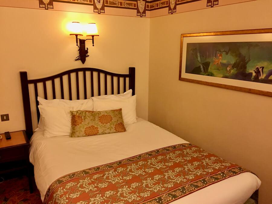 Habitación Hotel Sequoia Lodge en Disneyland Paris