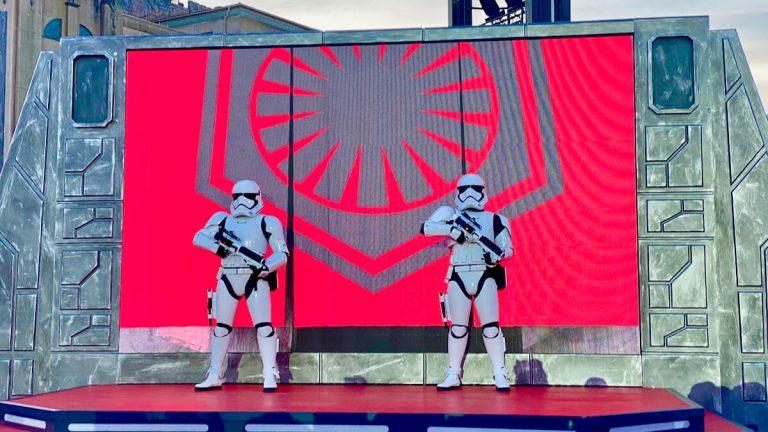 Leyendas de la Fuerza - Una Celebracion de Star Wars en Disneyland Paris