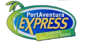 Logo PortAventura Express - Caribe Aquatic Park