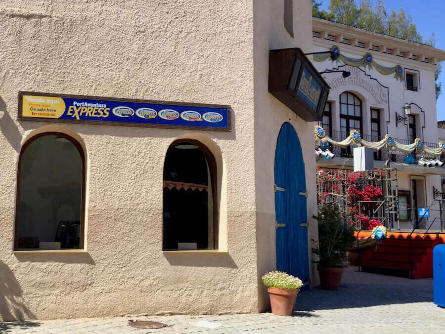 Oficina Pases Express de Mediterrània