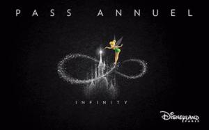 Pase Anual Infinity - Disneyland Paris