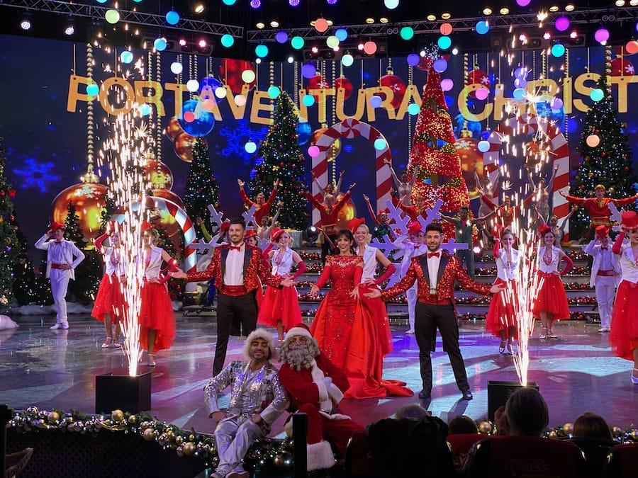 PortAventura Navidad - Espectáculo Christmas World