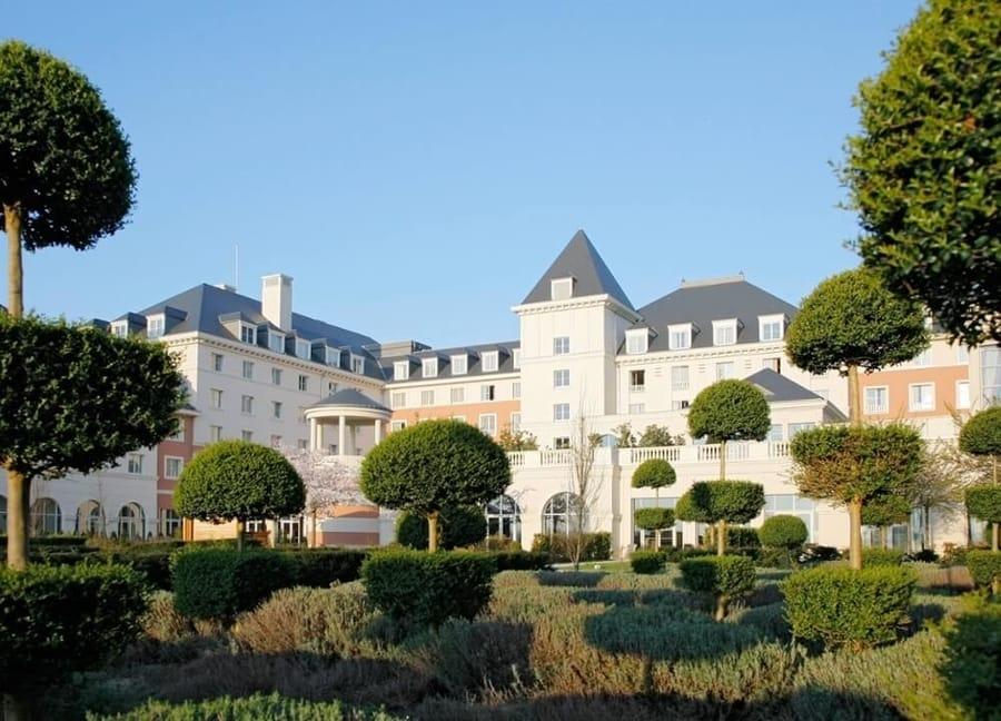Vienna House Dream Castle Hotel Asociado Disneyland Paris
