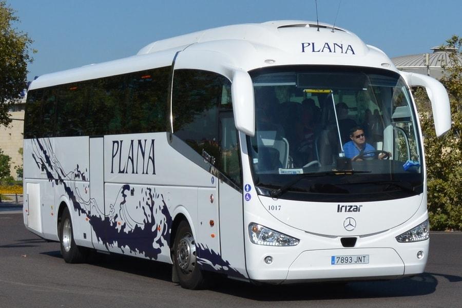 Autobús Plana para PortAventura