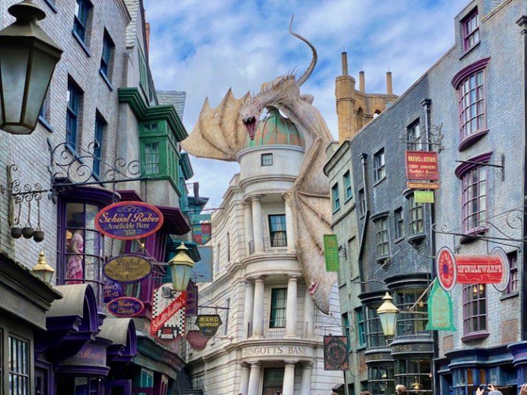 Diagon Alley en Universal Studios Florida