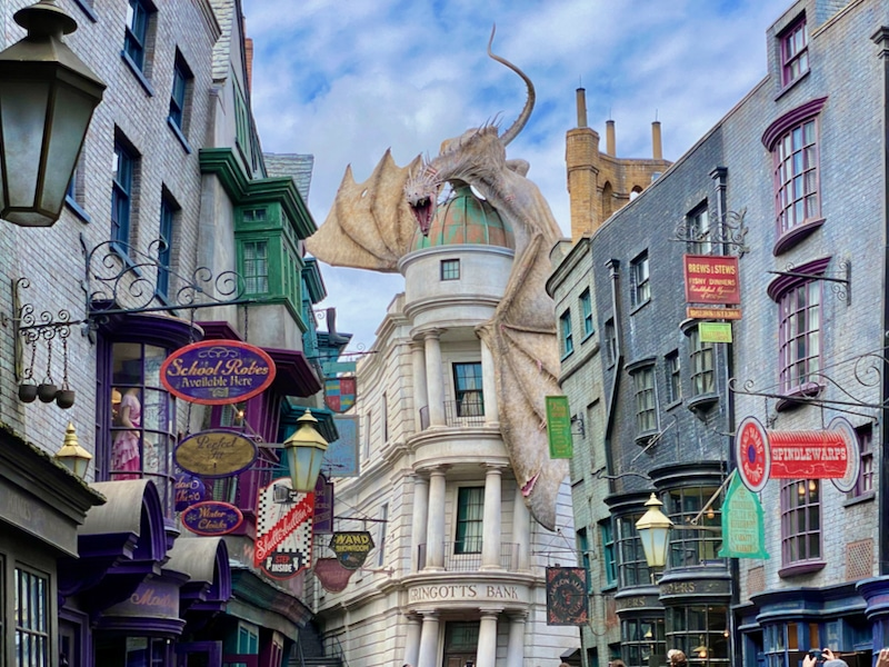 Diagon Alley en Universal Studios Florida