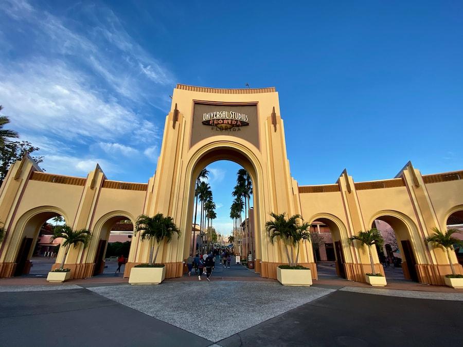 Entrada de Universal Studios Florida en Orlando